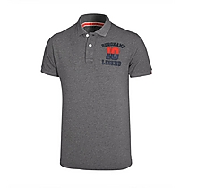 Arsenal Legend Bergkamp Polo Shirt