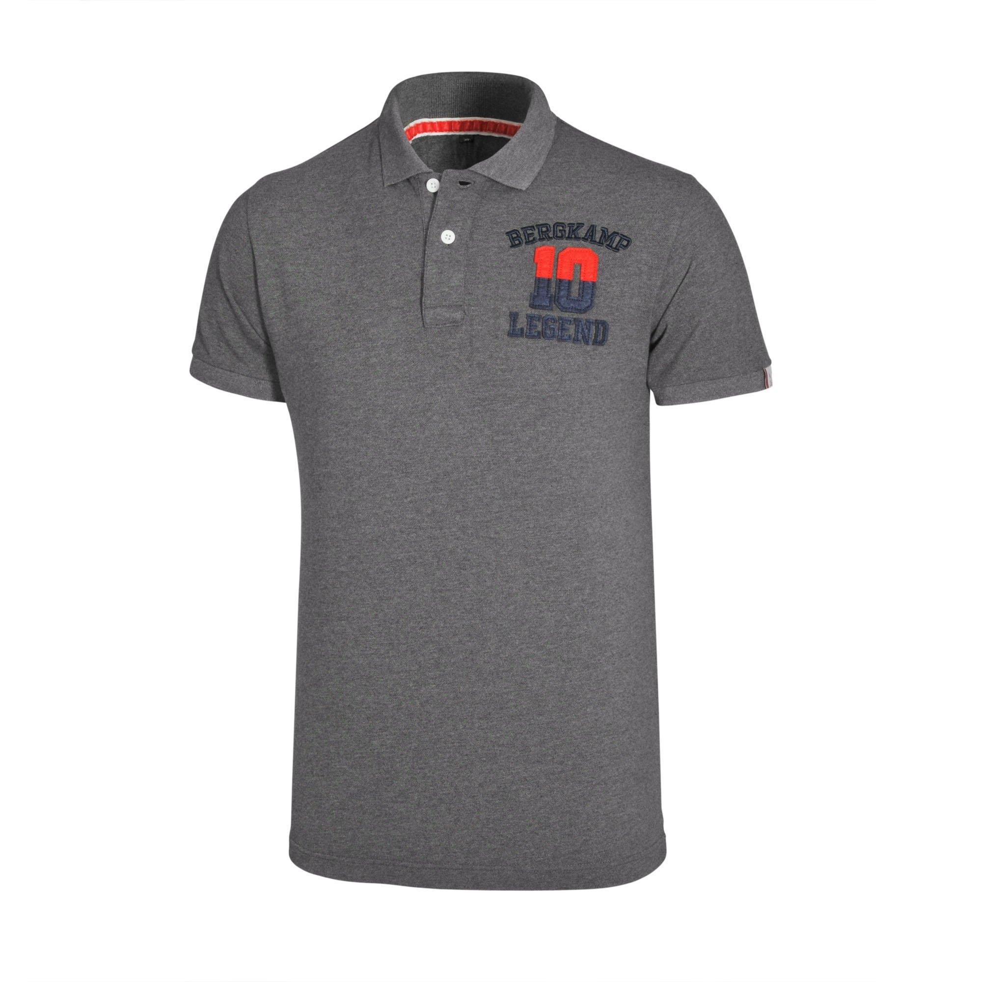 Arsenal Mens Crest Polo Shirt. �25.00. Add to basket. QuickView � Arsenal  Legend Bergkamp Polo Shirt ...