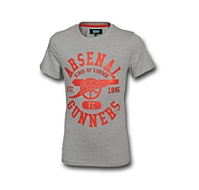 Arsenal Junior Graphic T-Shirt