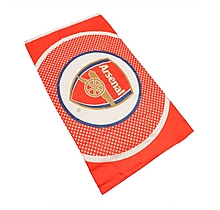 Arsenal Bullseye Flag