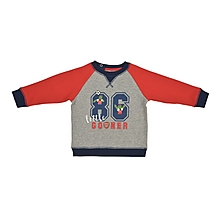 Arsenal Baby Raglan Sweat
