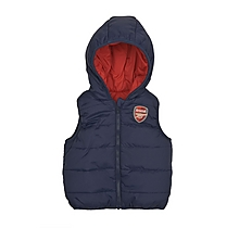 Arsenal Baby Reversible Gilet