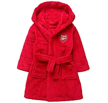 Arsenal Baby Cuddle Fleece Robe