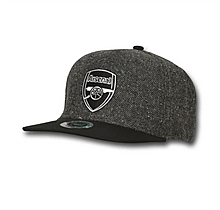 Arsenal Tweed Snapback Cap