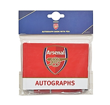 Arsenal Autograph and Pen Set