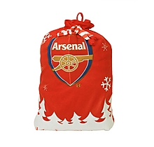 Arsenal Christmas Sack
