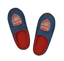 Arsenal Mens Game Slippers