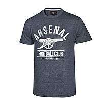 Arsenal Cannon Contrast T-Shirt