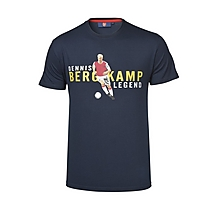 Arsenal Bergkamp Graphic T-Shirt