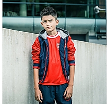 Arsenal Kids Bomber Jacket (2-7yrs)