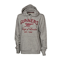 Arsenal Kings of London Ladies Hoody