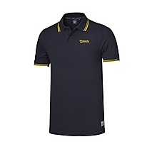 Arsenal Blue Embroidered Polo Shirt