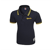 Arsenal Kids Navy Polo (2-13yrs)