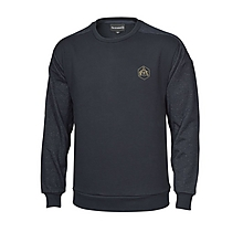 Arsenal Quilted Fleck Sweatshirt