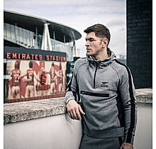 Arsenal 1/4 Zip Hoody