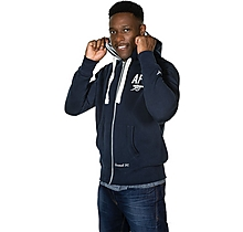 Arsenal Zip Through Hoody