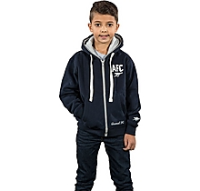 Arsenal Infant Zip Through Hoody