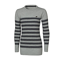 Arsenal Womens Striped Jumper