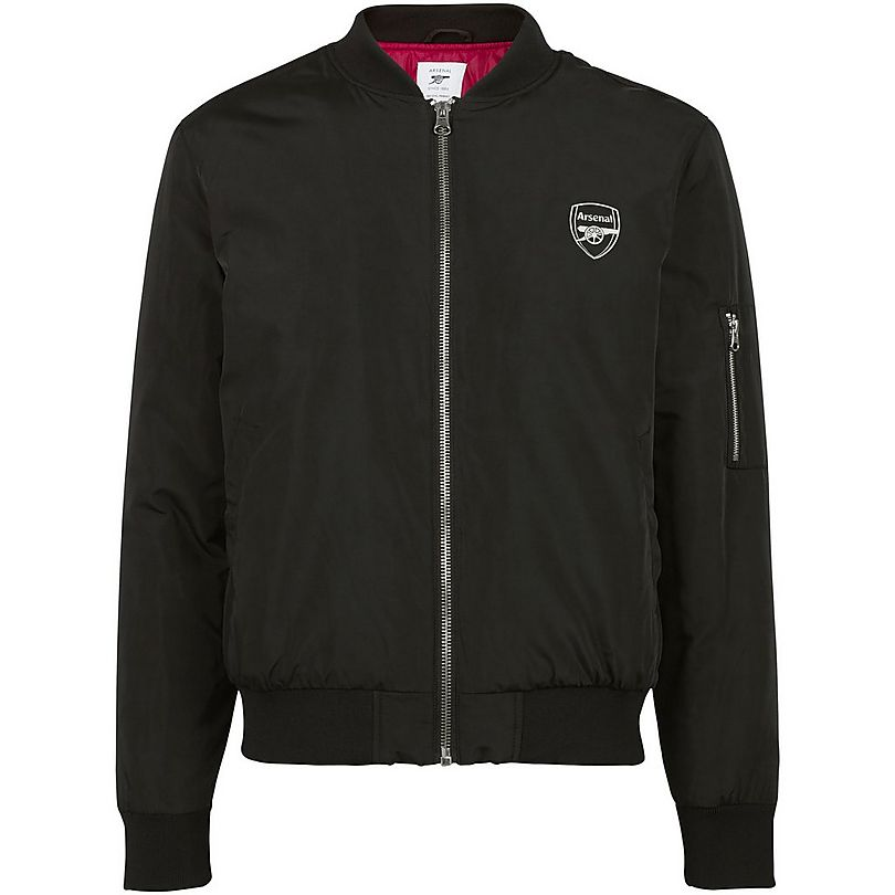9f9c2019b Arsenal Bomber Jacket | Jackets | Clothing | Mens | Arsenal Direct