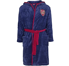 Arsenal Kids Supersoft Robe (3-13yrs)