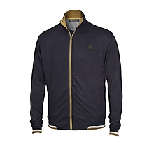 Arsenal Washed Cotton Zip Up Jacket