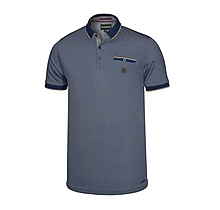 Arsenal Washed Modal Polo Shirt