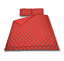 Arsenal Fade Double Duvet Set