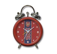 Arsenal Mini Bell Alarm Clock
