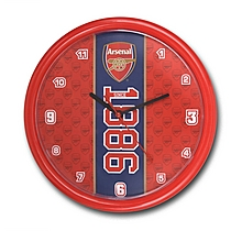 Arsenal Est Circular Wall Clock