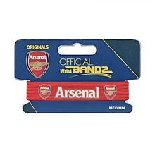 Arsenal Official Wristband