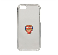Arsenal Clear IPhone 5 Case