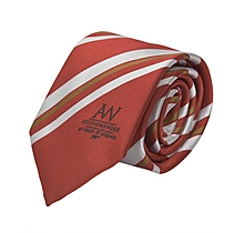 Arsène Wenger 20 Years Striped Tie