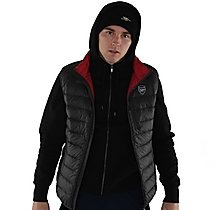 Arsenal Ultra Light Down Gilet