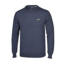 Arsenal Lambswool Blend Crew Neck Sweater