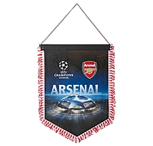Arsenal 16-17 Champions League Pennant