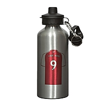 Personalised Number 9 Water Bottle