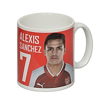 Personalised Alexis Autograph Mug