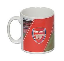 Arsenal Personalised Stadium Mug