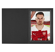 Arsenal Personalised Ramsey Signature Photo Folder