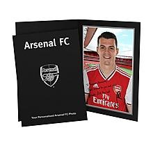 Arsenal Personalised Xhaka Signature Photo Folder