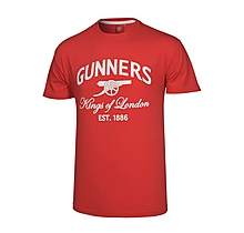 Arsenal Kings of London Gunners T-Shirt