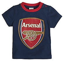 Arsenal Baby 2 Pack Polo & T-Shirt