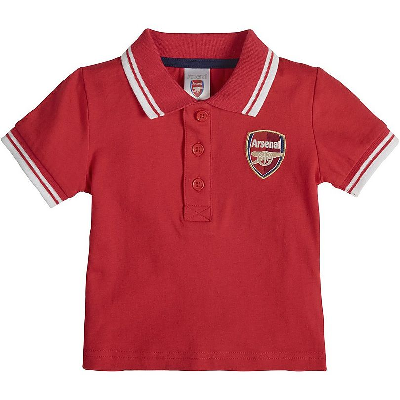 4485db637 Arsenal Baby 2 Pack Polo   T-Shirt ...