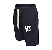 Arsenal Rib Waistband AFC Print Jog Shorts
