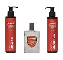 Arsenal Mens Toiletry Gift Set