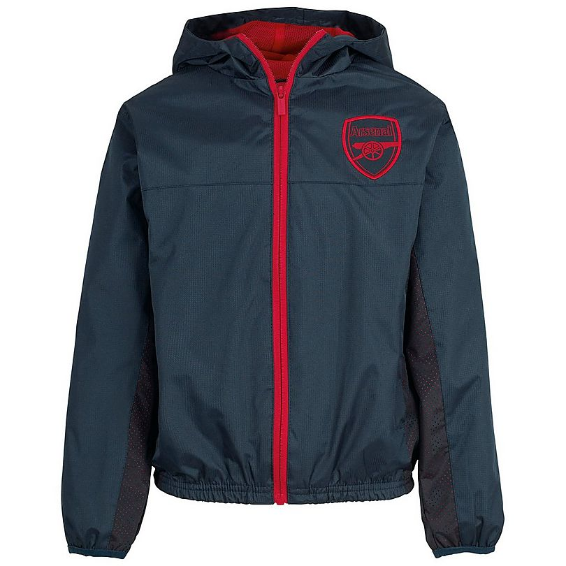 8ccf0c6fe Arsenal Kids Leisure Shower Jacket | Official Online Store