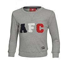 Arsenal Infant AFC Applique Sweatshirt