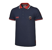 Arsenal Contrast Detail Polo Shirt