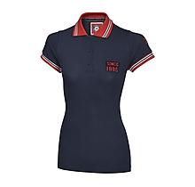 Arsenal Ladies Contrast Detail Polo Shirt