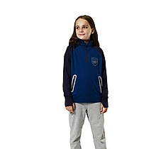 Arsenal Kids Leisure 1/4 Zip Top (2-13yrs)